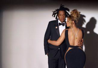 Jay-Z и Beyonce — в рекламной кампании Tiffany & Co